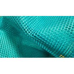 Filet mesh bleu canard