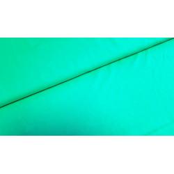 Viscose unie vert emeraude